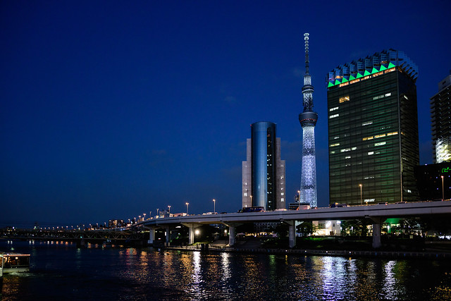 Shift on Sumida