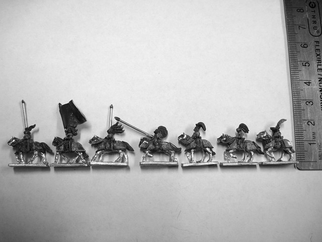 Warmonger Miniatures 10mm German Ritter (Knights) 24608647538_223f8df9f0_z