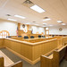 Courtroom, Robertson County Courthouse, Franklin, Texas 1711141244