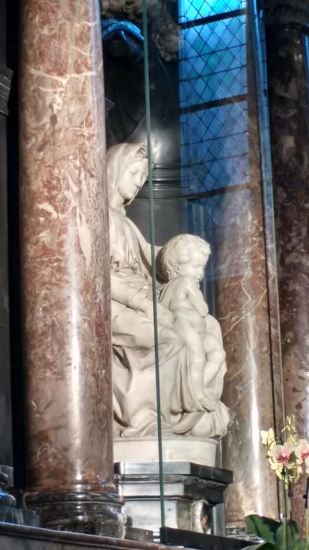 Nuestra señora de Brujas hollywood y flandes: the monuments men - 24711310148 846be23a2f c - Hollywood y Flandes: the Monuments Men