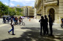 Havana Street Silhouettes