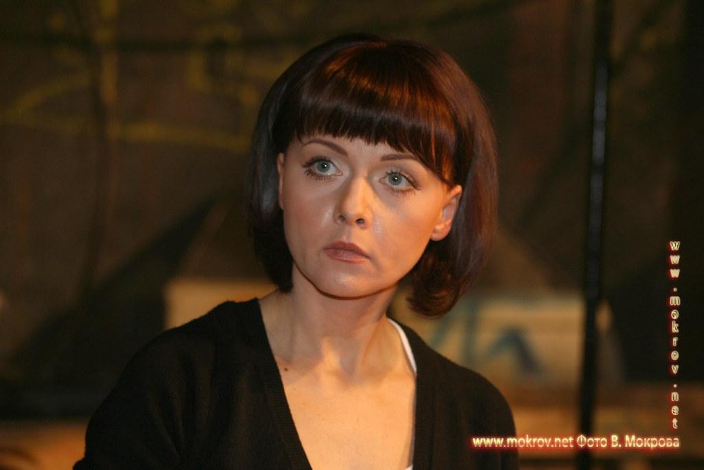Даша Поверинова.
