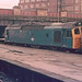 25211 Manchester Victoria 24th December 1983.