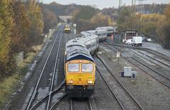 Eurostar Scrap Moves