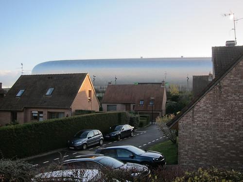 La légende du hangar à dirigeable de Valenciennes