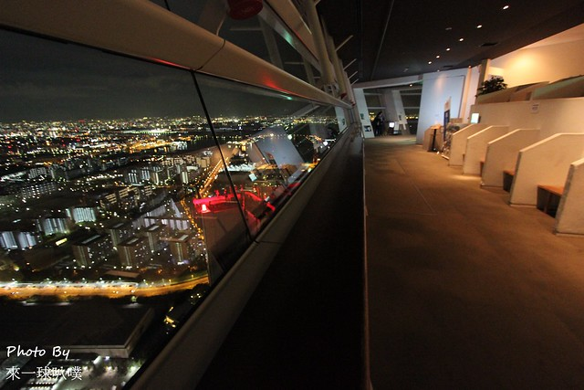 大阪府咲洲行政大樓展望台43
