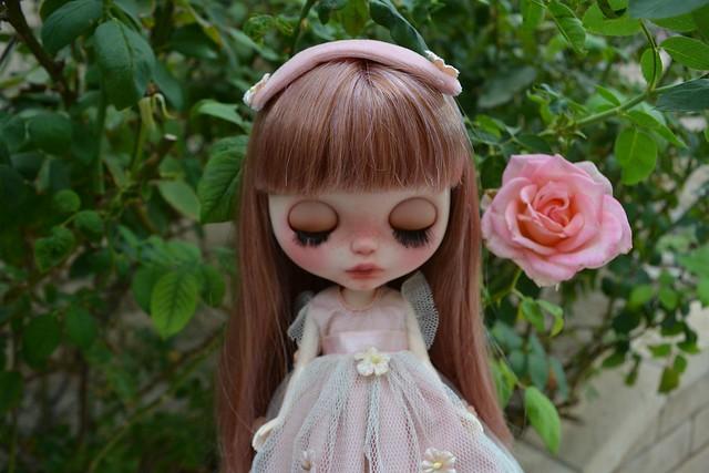 Quiet Time in the Garden