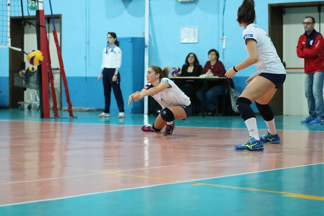 U18 Blu 8 Novembre 2017 Bracco Pro Patria  - Città di Opera ASD Volley