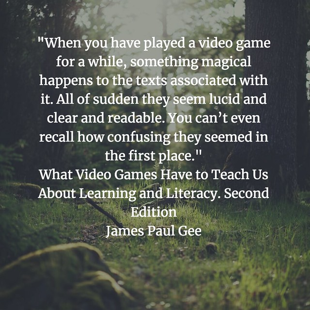 James Paul Gee Quote9