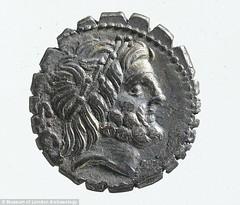 Antonius Balbus coin overse