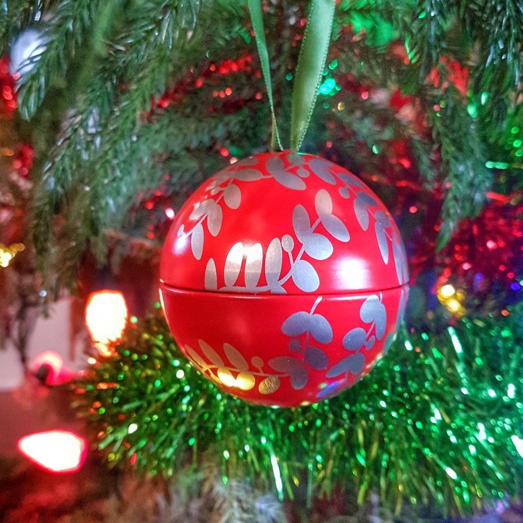 Davids Tea Christmas Tree Ornament