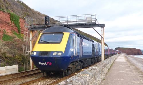 Class 43 No. 43087 'Great Western Railway' HST on 'Dennis Basfords railsroadsrunways.blogspot.co.uk'