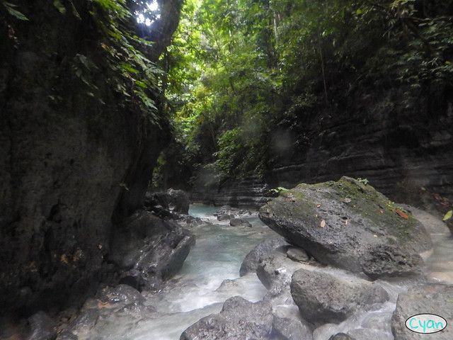 Patty Villegas - The Lifestyle Wanderer - Canyoneering - Badian - Cebu - Cyan Adventures-6