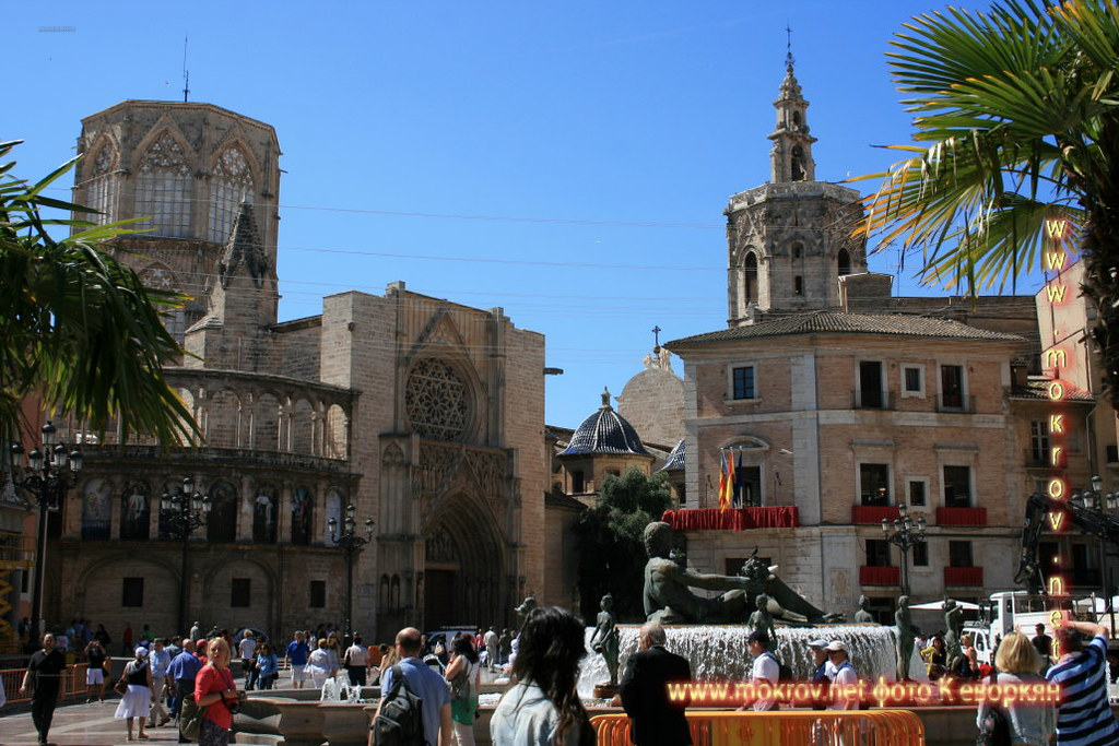 Валенсия — Испания фоторепортажи