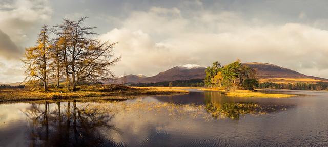 Loch Tulla - Scotish highlands
