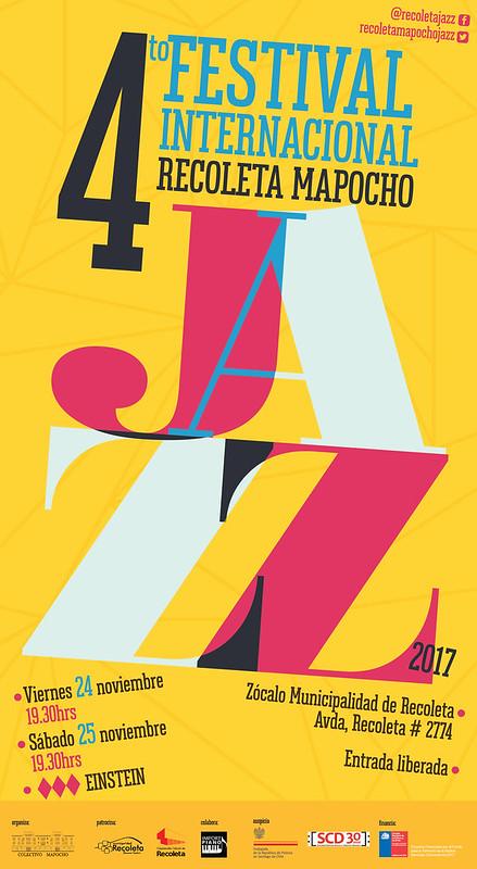 4to Festival Internacional Recoleta Mapocho Jazz