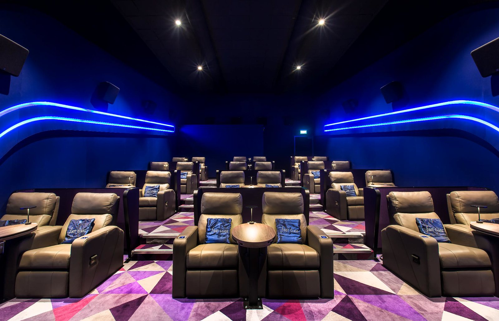 WE Cinemas FIRST CLASS 2