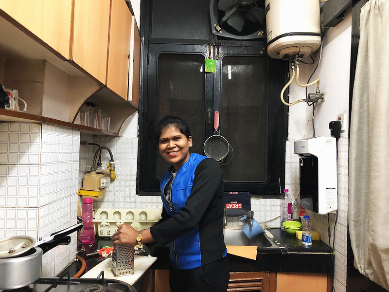 Julia Child in Delhi – Sangeeta Makes Her Vegan Malai Kofta, Uday Park