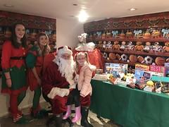 Santas Grotto 2017