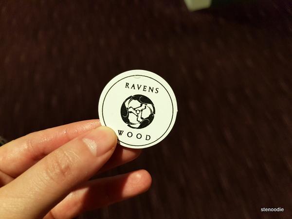 Ravens Wood logo