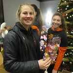 Rachel Windhorst and Mikayla Funk (Dec 6, 2017)