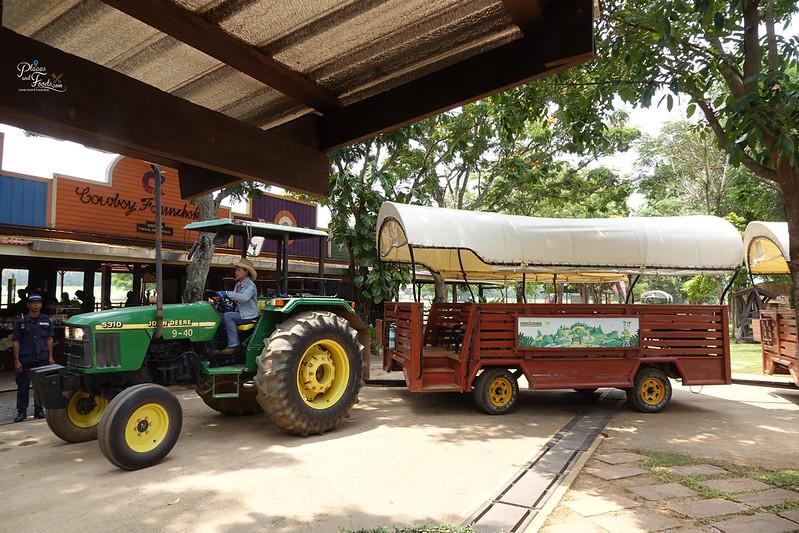 chok chai tractor