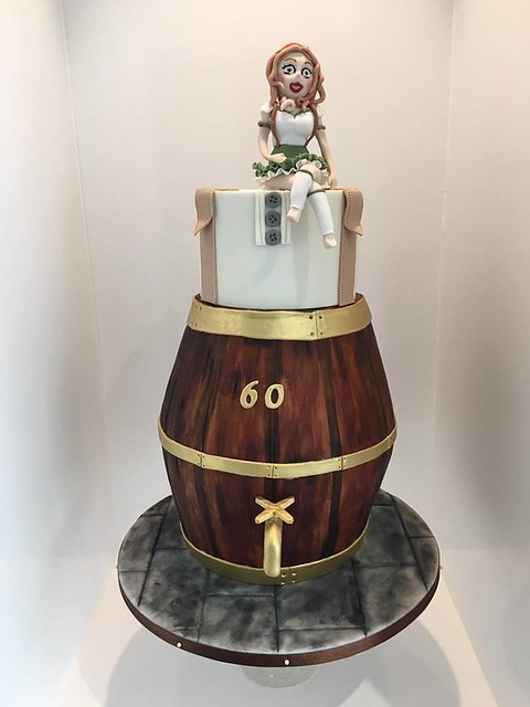 Cake by Nina's Cakey Bakies