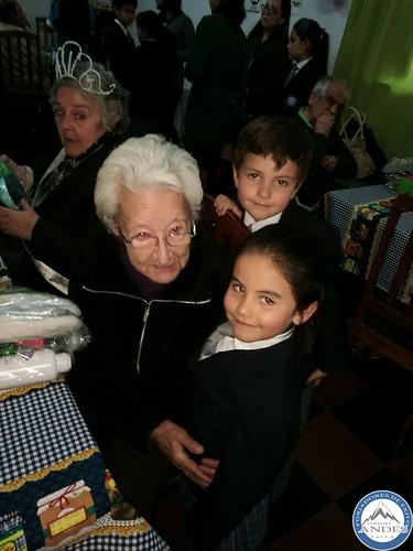 Acción Social Casa de Acogida Adulto Mayor Madre Sol