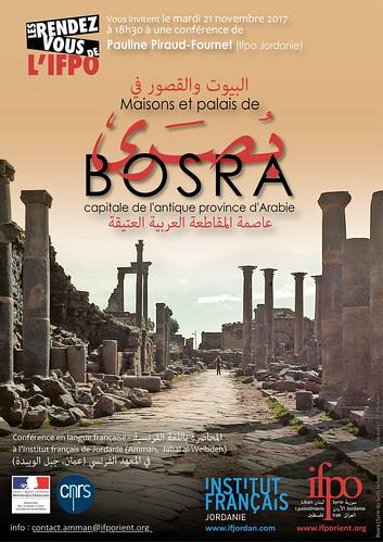 Maisons et Palais de Bosra, capitale de l'antique province d'Arabie