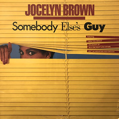 JOCELYN BROWN:SOMEBODY ELSE'S GUY(JACKET A)