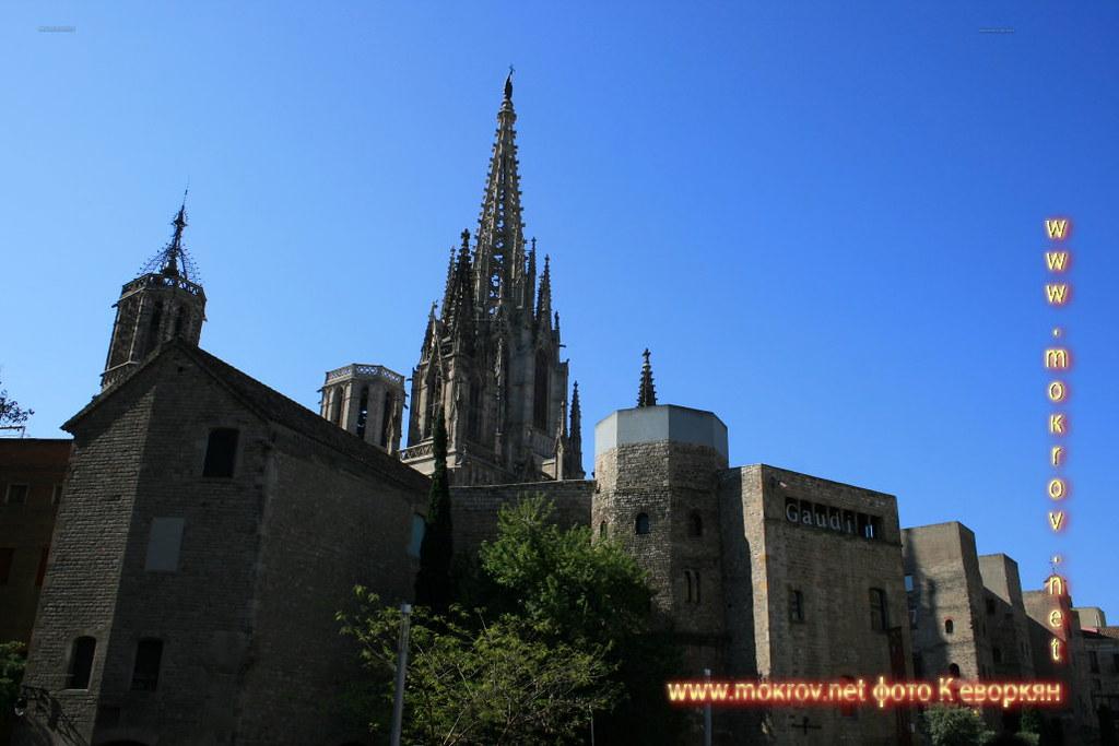 Барселона — Испания фотографии