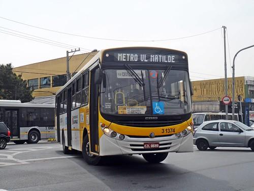 VIP - Unidade Itaim Paulista 3 1374 CAIO Apache Vip II Mercedes-Benz OF-1722M