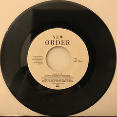 NEW ORDER:TRUE FAITH(RECORD SIDE-A)