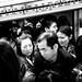 Candid Subway, Beijing, 2014