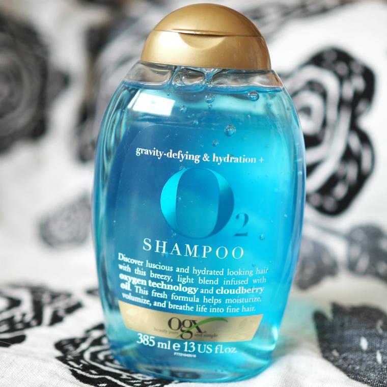 Ogx o2 shampoo