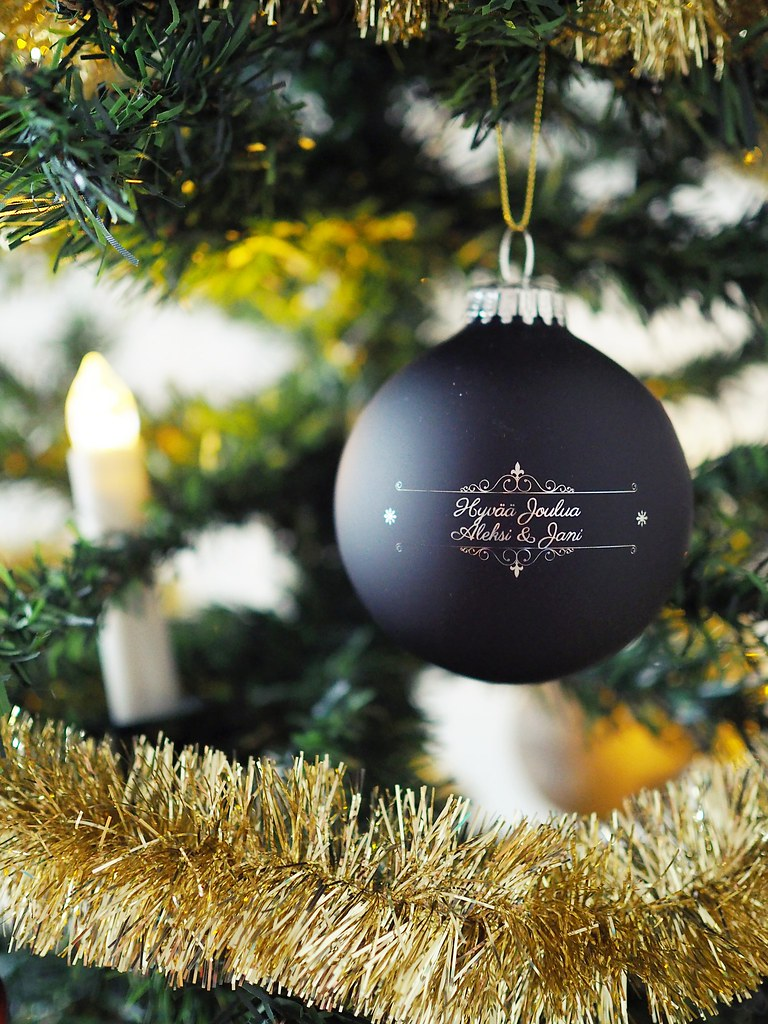 joulupallo-nimellä
