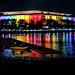 Kennedy Center lit for Kennedy Center Honors by Karon