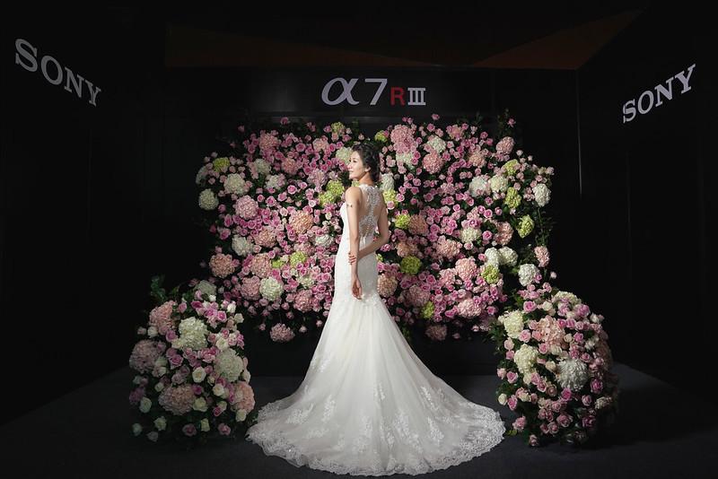 Sony 全片幅無反光鏡數位相機α7Rlll 採用革命性影像處理效能,是婚紗攝影的新選擇 - 01