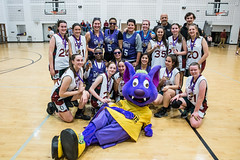 ACC vs Doncaster Womens Basketball