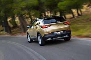 Opel Grandland X Turbo D