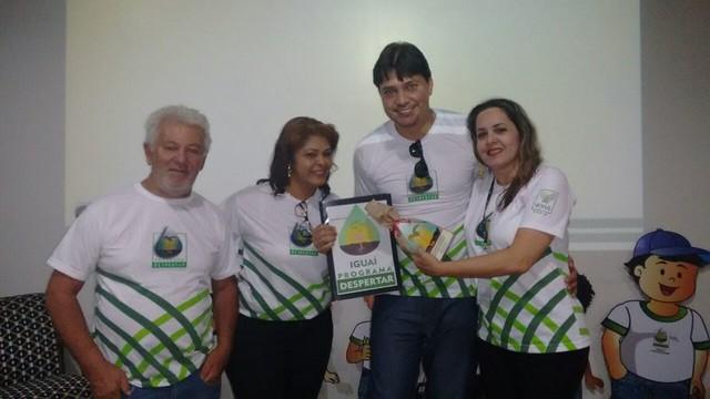 Iguaí no Concurso Regional do Programa Despertar 2017