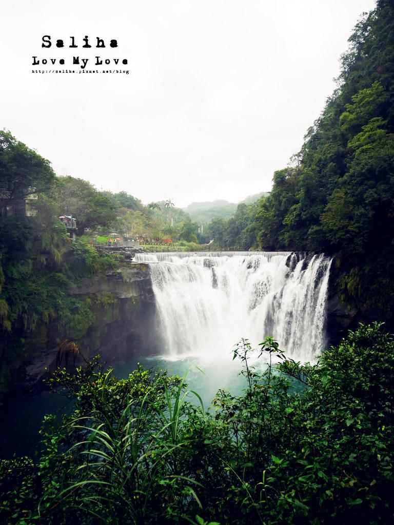 新北一日遊爬山步道景點推薦十分瀑布 (1)