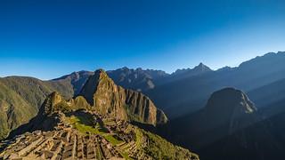 Machupicchu, Cusco, Peru.