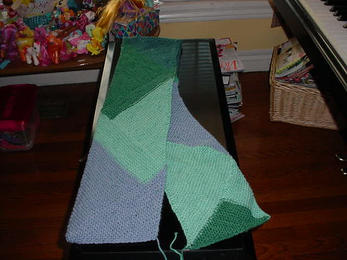 caron scarf