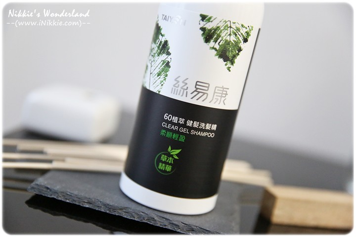 TAIYEN台鹽 絲易康 60植萃洗髮精-柔順輕盈