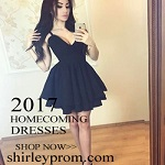 homecoming dresses at shirleyprom.com