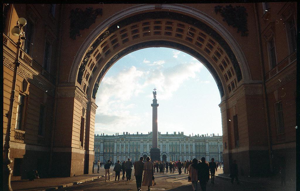 СПб фото прим. 1998 г