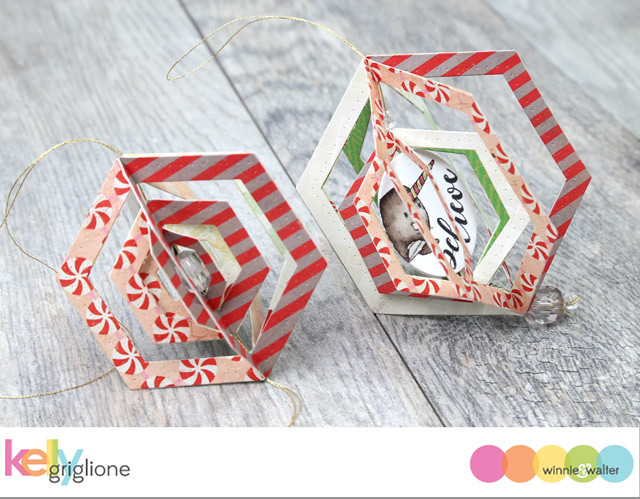 kelly_Winnie and Walter Paper Christmas  Ornaments web
