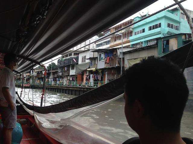 Bangkok: Saen Saep Klong / Kanal_