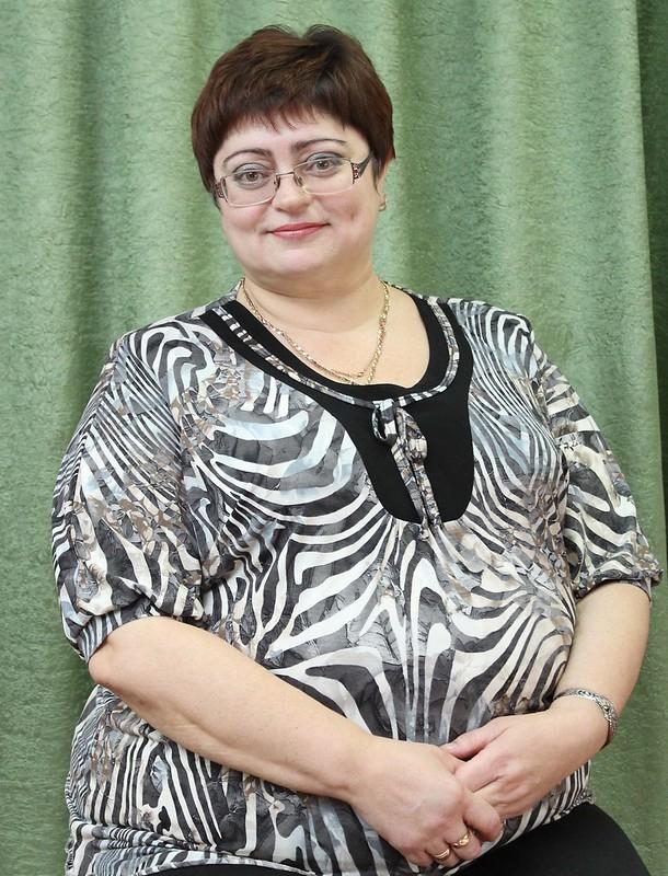 Ирина Ибрагимовна Тычинина